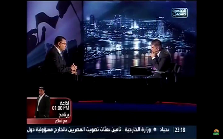 محمود رمضان مرشح للرئاسة وبرنامجه الانتخابى فى أجرأ الكلام مع طونى خليفة 14 4على #القاهرة والناس